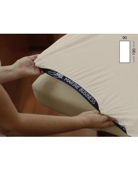 Drap housse de bateau pour lit de forme banette - 3 couleurs