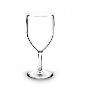 Verre à vin en tritan incassable transparent 27cl