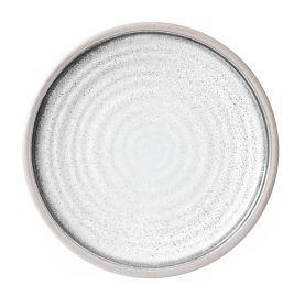 Assiette plate en mélamine antidérapante céramique