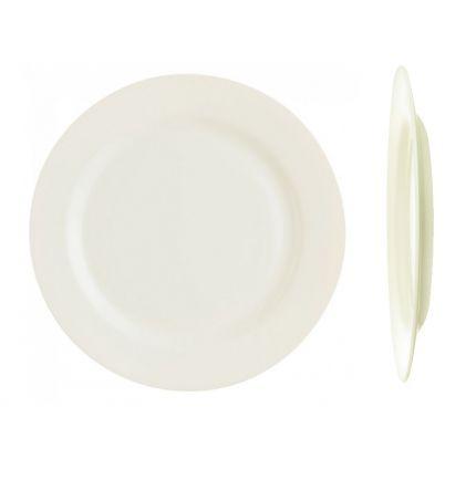 1 assiette plate en Zenix haute résistance Ø 27,5 cm
