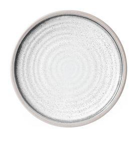 Assiette à dessert en mélamine antidérapante céramique Ø 26cm