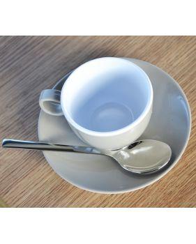Tasse à café antidérapante en mélamine - 4 coloris